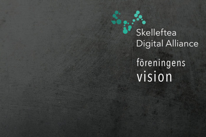 Skelleftea Digital Alliance - vision